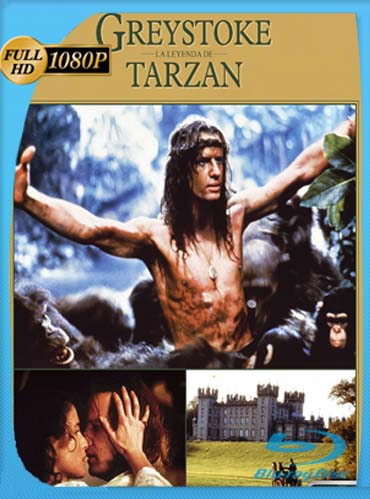 Greystoke, La Leyenda De Tarzan (1984)HD [1080p] Latino [GoogleDrive]