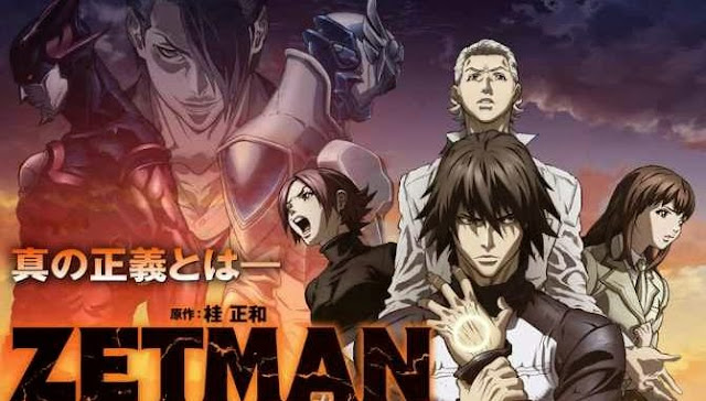 Zetman BD Batch Sub Indo