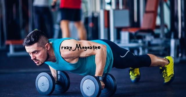 تمارين لزيادة قوة العضلات أثناء وجوده في المكتب