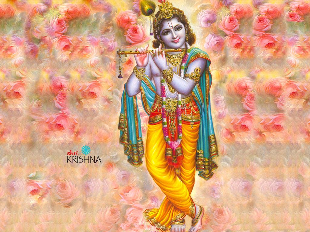 Lord Sri Krishna Paintings