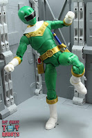Power Rangers Lightning Collection Zeo Green Ranger 17