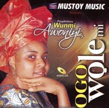 wunmi awoniyi marriage