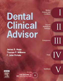 Dental Clinical Advisor 1st Edition