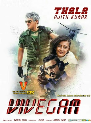 Vivegam 2018 Full Hindi Dubbed Movie Download 720p HDRip