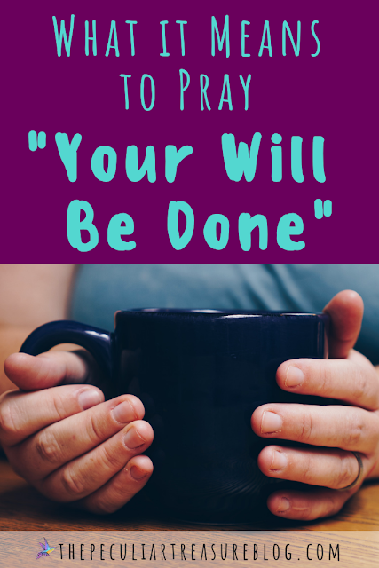 How to pray The Lord's Prayer to grow in your faith. Learn what it means to pray for God's will, our daily bread, and forgiveness for sins. #Faith #Christianity #Prayer #Spirituality #Religion