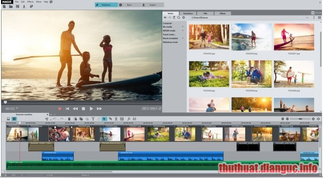 Download MAGIX Photostory Deluxe 2020 19.0.1.11 Full Crack