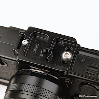 Dedicated QR Plates for Fuji X-Pro1 and X-E1 / X-E2 / X-M1 from Hejnar PHOTO