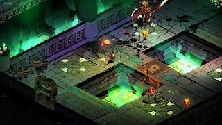 gameplay Hades CODEX