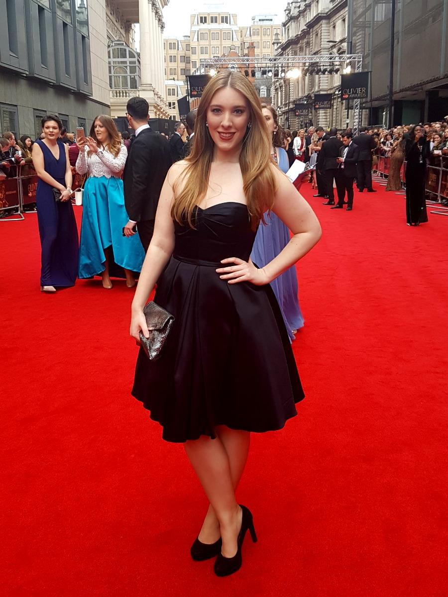 Olivier Awards Red Carpet 2016