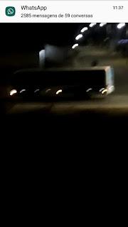 Ônibus atropela duas crianças no complexo habitacional Aluísio Campos em CG