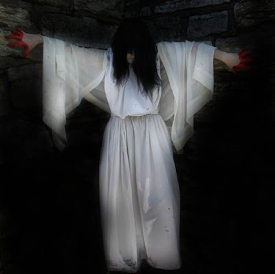gambar hantu