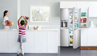 Tủ lạnh cao cấp mang đến sự hoàn hảo