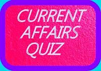 Current Affairs Quiz of 1-2 December 2015