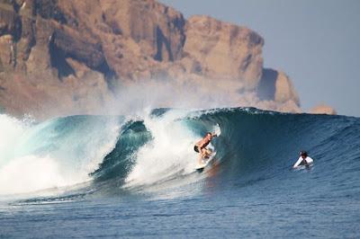 best surfing in lombok