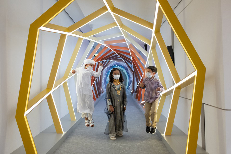 Louvre Abu Dhabi's Children's Museum to open doors shortly