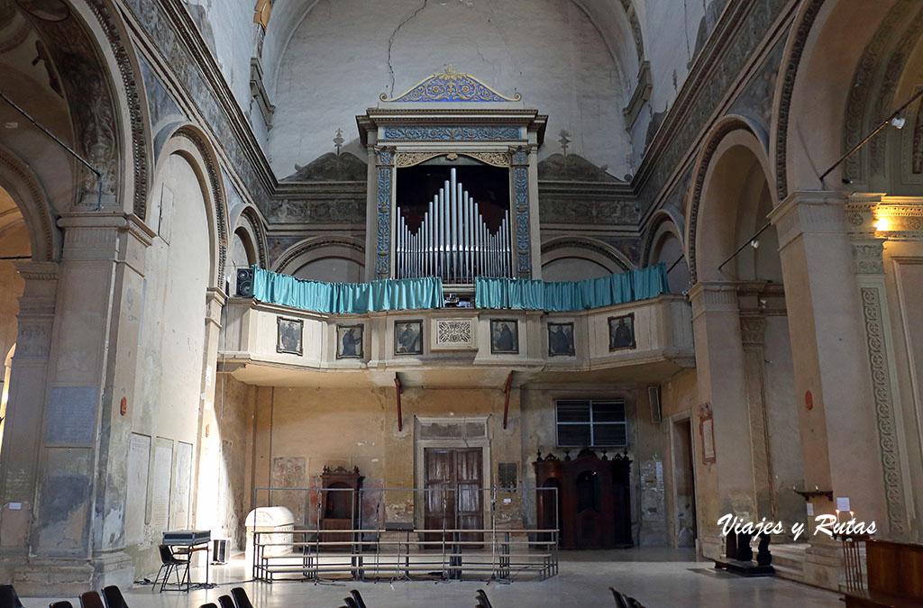 Iglesia de San Francisco de Ferrara