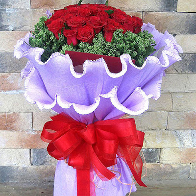 Send Valentine Flowers to Korea