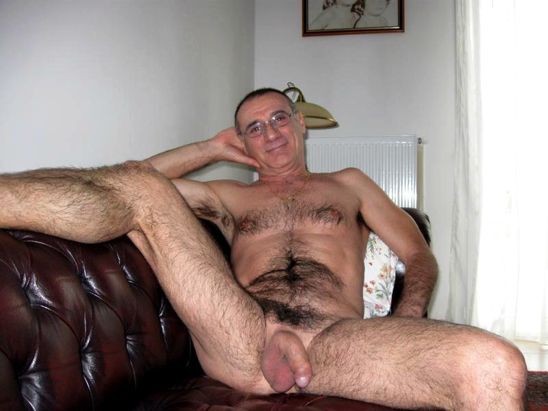 Old Nude Males 91