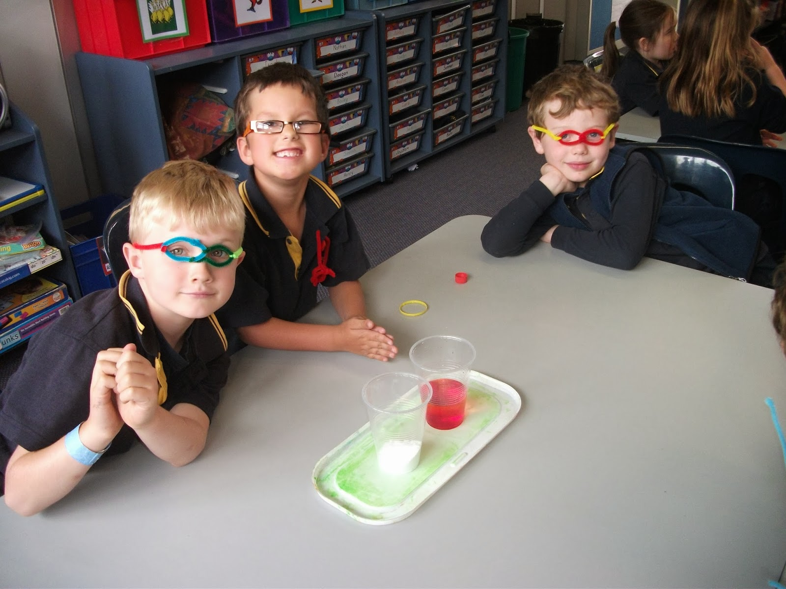 Room 6 Marvellous Munchkins Thinking Like Scientists
