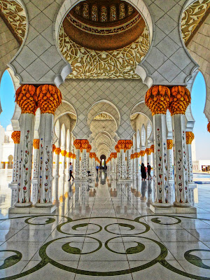 Masjid Ikonik Abu Dhabi
