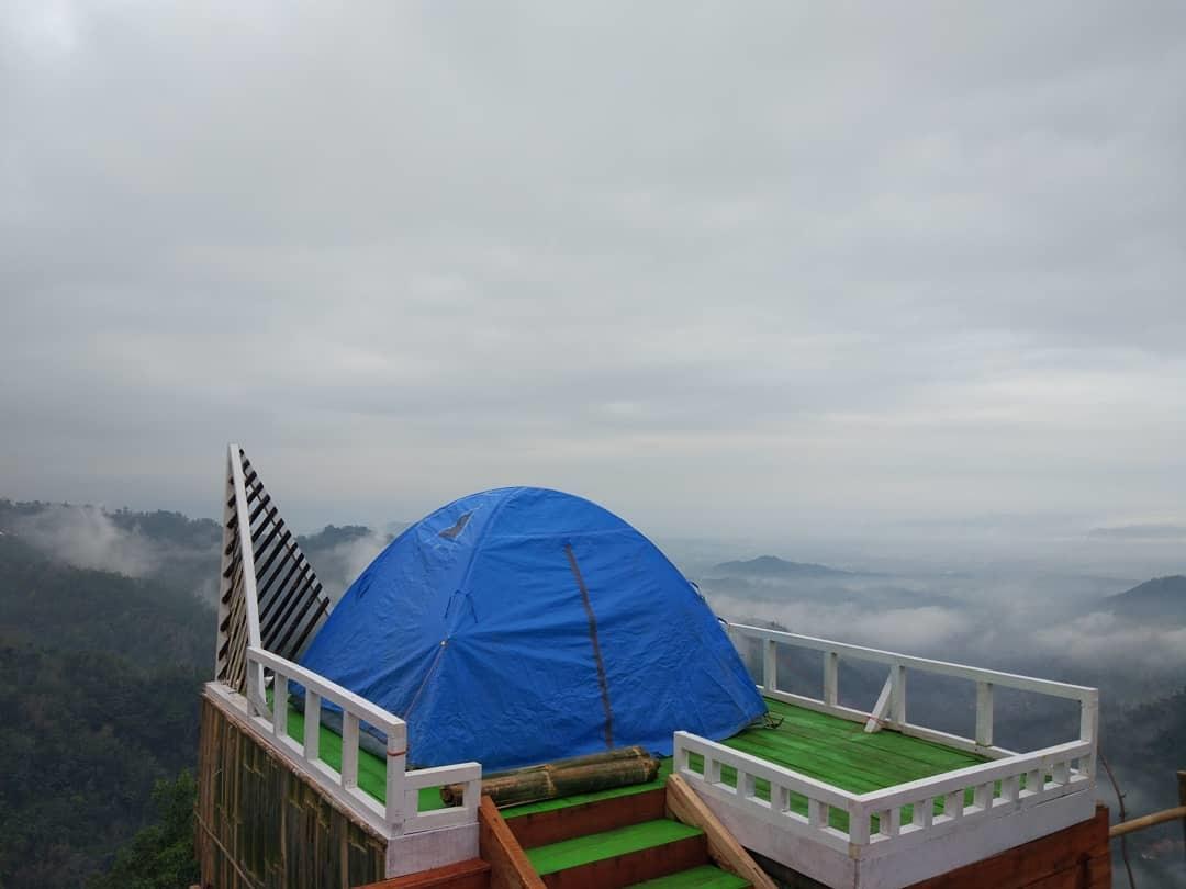 Harga Tiket Masuk Wisata Gunung Batur Banyumas