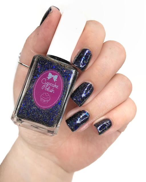 Cupcake Polish Texas Star 25 Sweetpeas