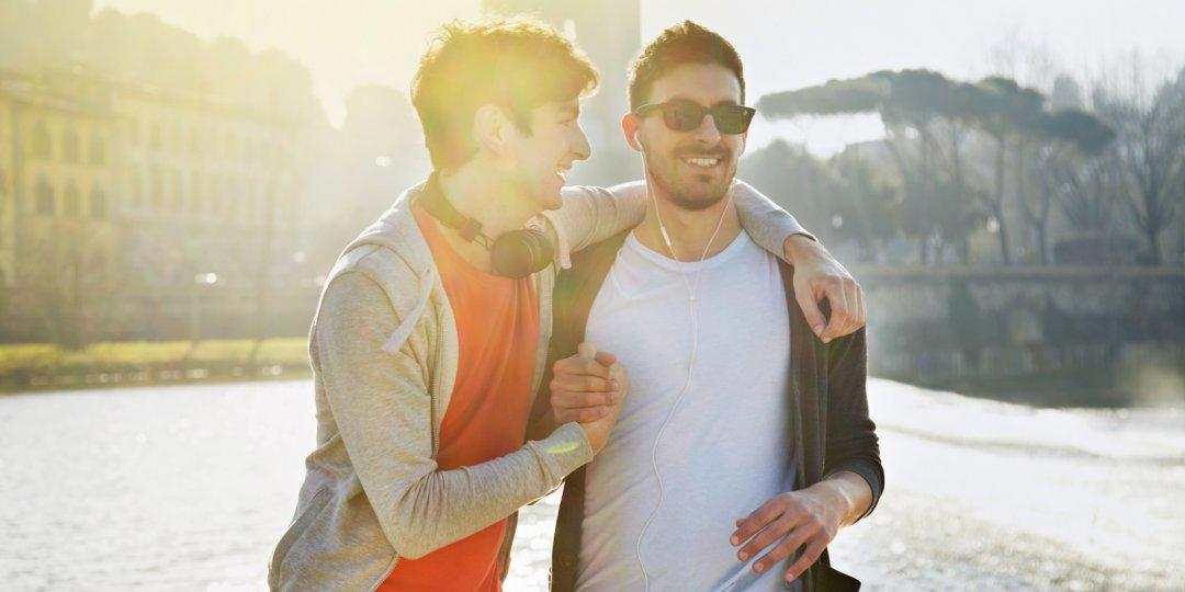Tener Un Bromance Podría Arruinar Tu Relación En Pareja