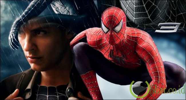 Musik Spiderman Yang Dikutuk