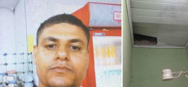Rio Verde: Preso o jovem que assaltou residência e feriu criança