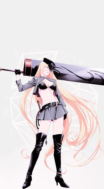 """""""Nhanh tay"""" tải ngay hình nền điện thoại Anime HD tuyệt đẹp"""