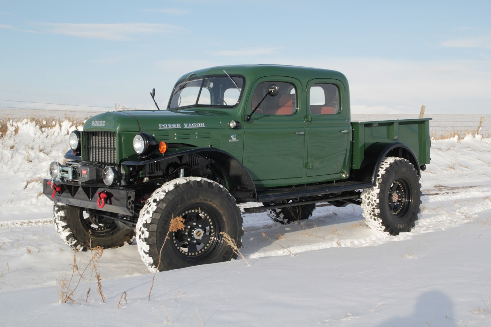 Dodge Suv Trucks >> The Ultimate Power Wagon