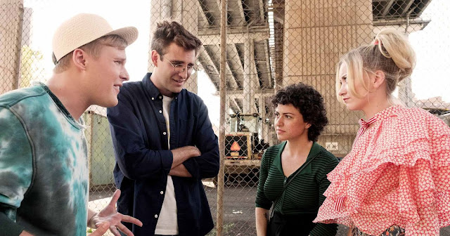 Alia Shawkat John Reynolds John Early Meredith Hagner | Search Party TBS