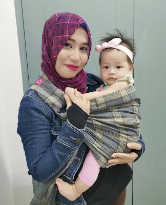 baby sling mamaway