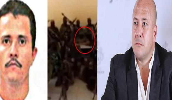 Al Gobernador de Jalisco Enrique Alfaro ya lo tiene amenazado El Mencho por no jalar con el revela Sicario que participo en atentado contra Garcia Huarch