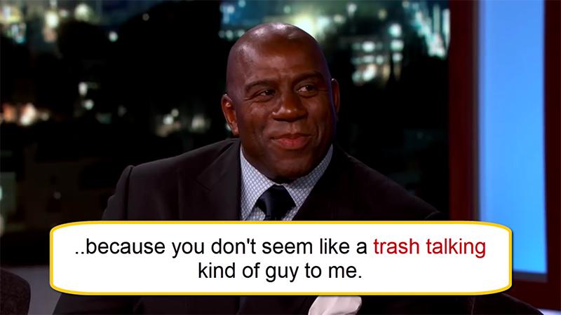 Arti Trash Talking