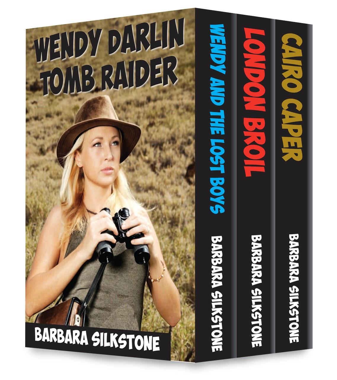 Wendy Darlin Tomb Raider - Boxed Set