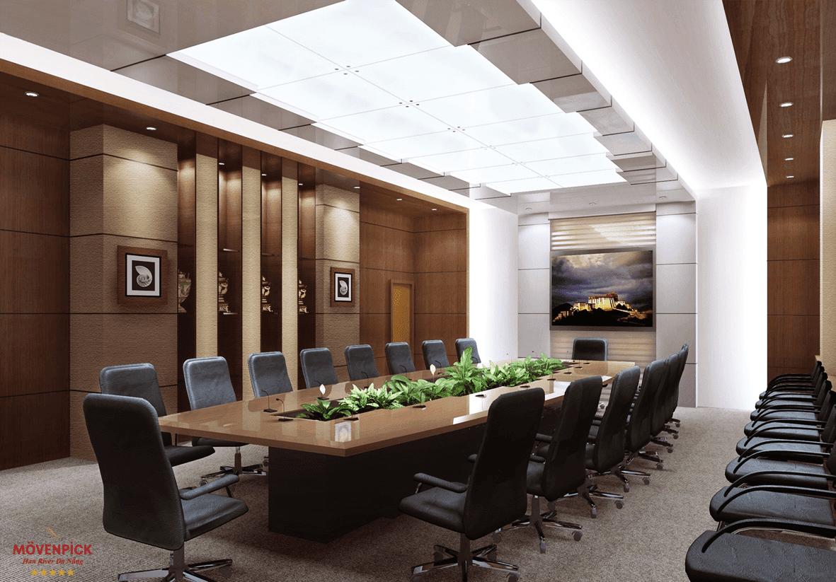 Phòng họp cao cấp tại dự án Movenpick Đà Nẵng