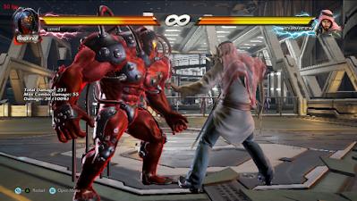 حمل لعبة تيكن 7 للكمبيوتر Tekken 7