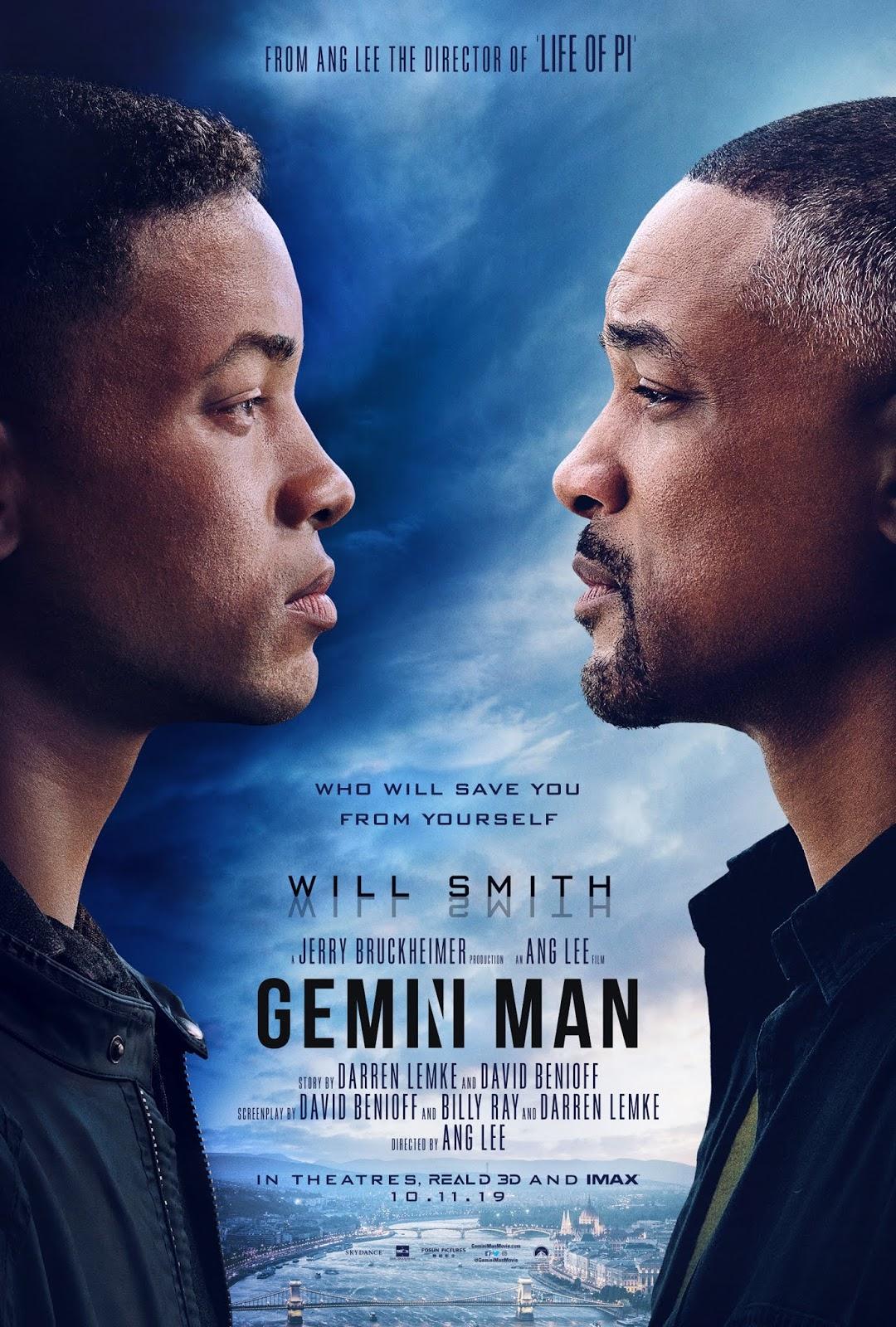 Đàn Ông Song Tử - Gemini Man