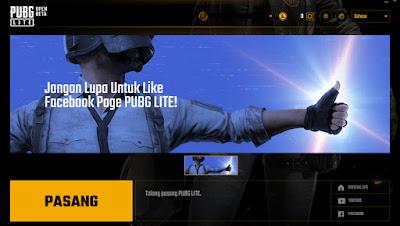 Cara Download dan Install PUBG Lite PC