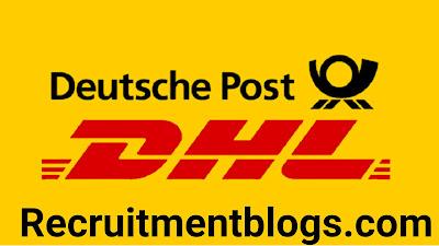 Receptionist At Deutsche Post DHL Group