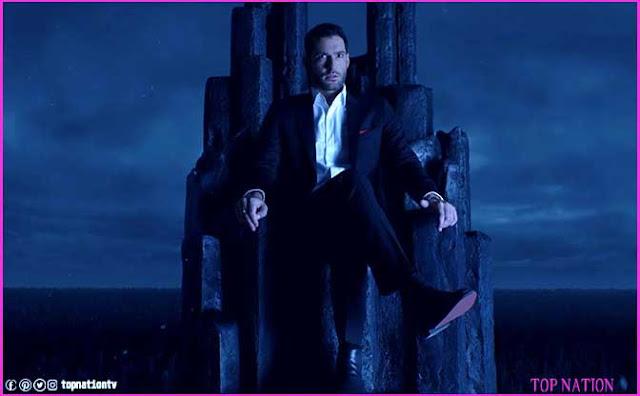 Lucifer Season 4 Hell Throne