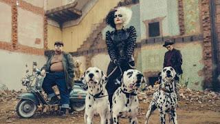 Emma Stone Cruella Devil