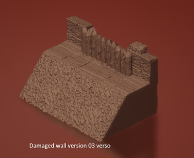 Damaged Wall Sections picture 6