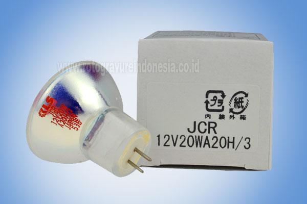 Lampu Halogen JCR