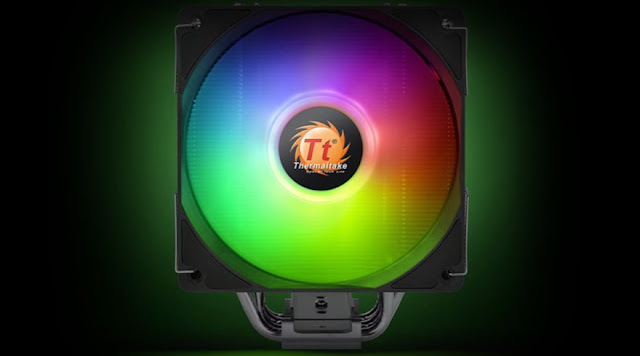 Thermal announces UX210 ARGB Tower-Type CPU Cooler