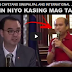 SEC. ALAN CAYETANO SINUPALPAL ANG INTERNATIONAL MEDIA [PANOORIN]