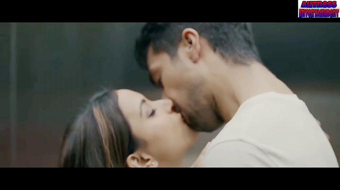 Shweta Basu Prasad sexy kissing scene - Comedy Couple (2020) HD 720p