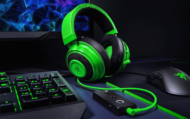 Razor Kraken Tournament Edition headset Review
