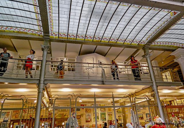 Museu da História em Quadrinhos, Bruxelas
